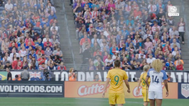 FFA TV | Matildas out to 'win tournaments': Foord