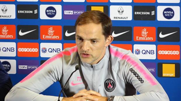 8es - Tuchel - 'Lyon a la qualité pour lutter avec le Barça'