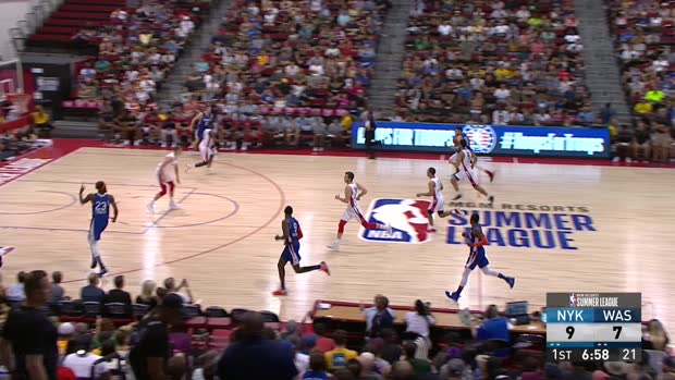 GAME RECAP: Knicks 103, Wizards 87