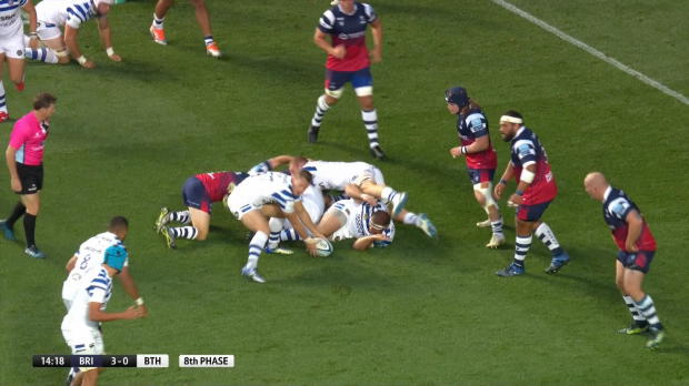 Aviva Premiership : Aviva Premiership -  Match Highlights - Bristol Bears v Bath - Round 1