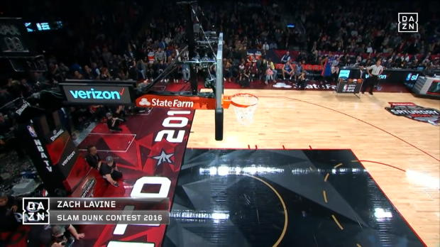 NBA Dunk Contest: Von Air Jordan bis Vinsanity