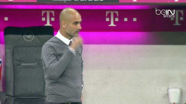 Bundesliga : Bayern Munich 2-1 Wolfsburg