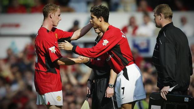 On this Day: CR7 wechselt zu Manchester United