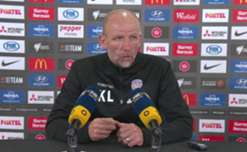 Glory boss Kenny Lowe said he was pleased with his side's defensive performance in their draw with Western Sydney.