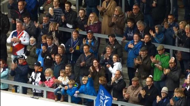 Aviva Premiership - Mark Cueto?s Final Home Game