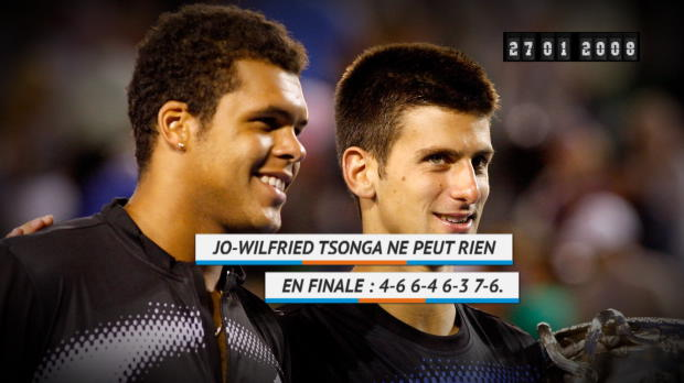 : Il y a 11 ans - Novak Djokovic remportait son tout premier Grand Chelem