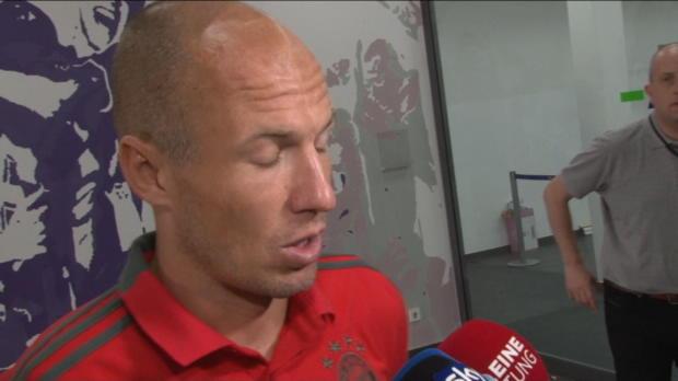 """Robben: Erfahrene Spieler """"unterstützen"""" Kovac"""