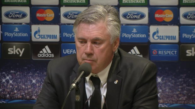 LDC - Quarts, Real Madrid, Ancelotti ne retient que la qualification