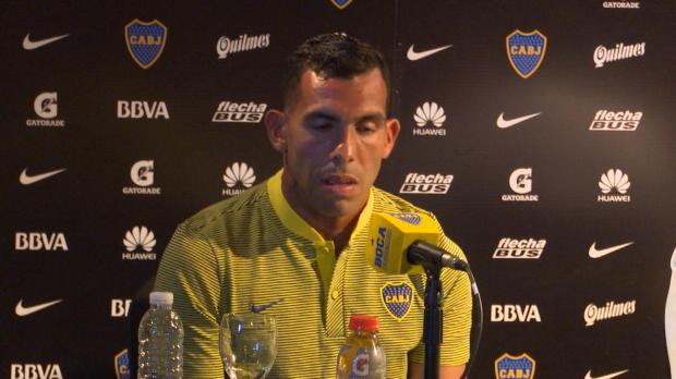 """Argentinien: Tevez: """"Habe Adrenalin vermisst"""""""