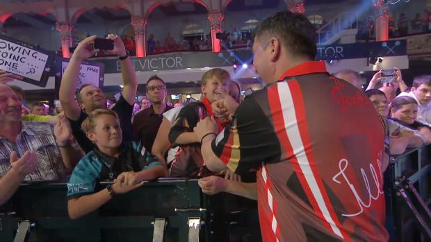 PDC World Matchplay - Tag 2 Session 2