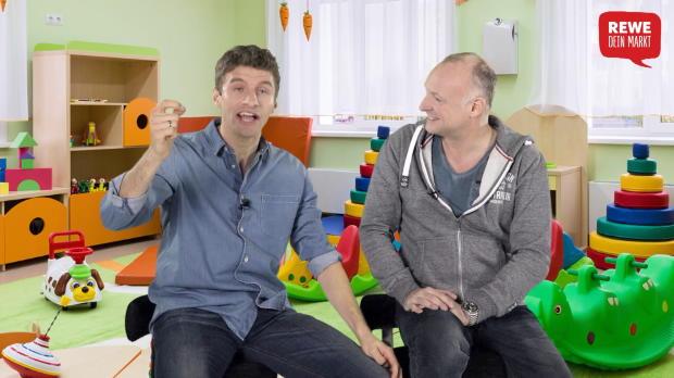 EM-Dingsda mit Thomas Müller & Frank Buschmann