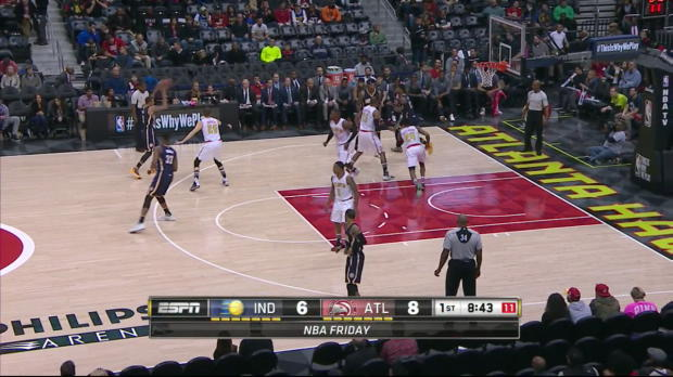 WSC: Paul George scores 31 points in loss to the Hawks