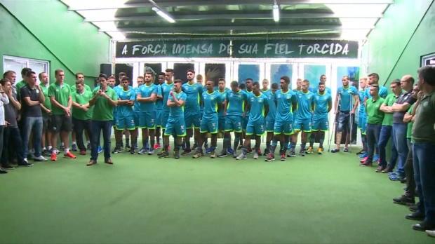 Brasileiro: Chapecoense stellt neues Team vor