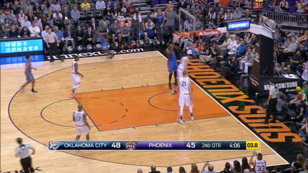Assist of the Night: Russell Westbrook