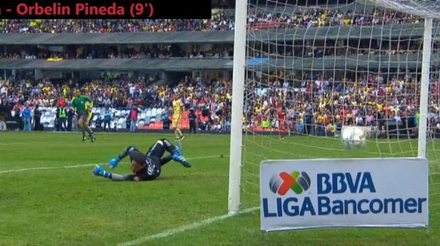 M�xico - Am�rica y Monterrey inician las semifinales