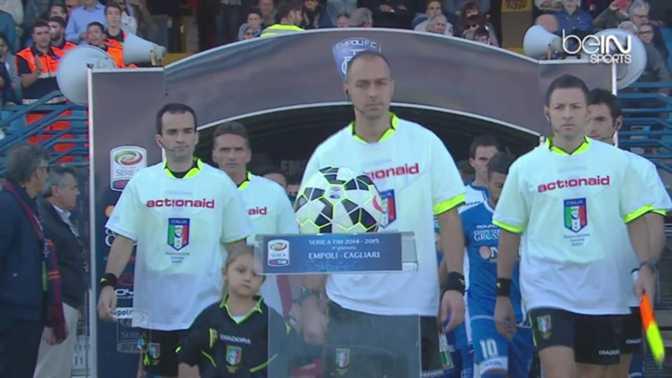 Serie A : Empoli 0-4 Cagliari
