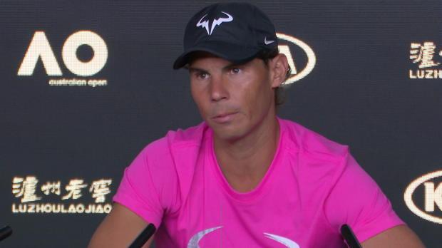 AO: Nadal spricht über Murrays Rücktritt