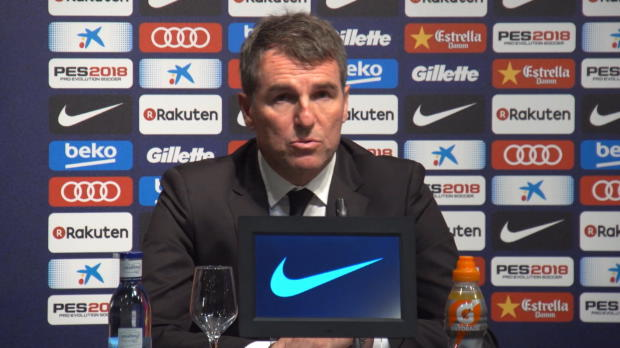 Barca-Sportdirektor: Wollen Coutinho und Dembele