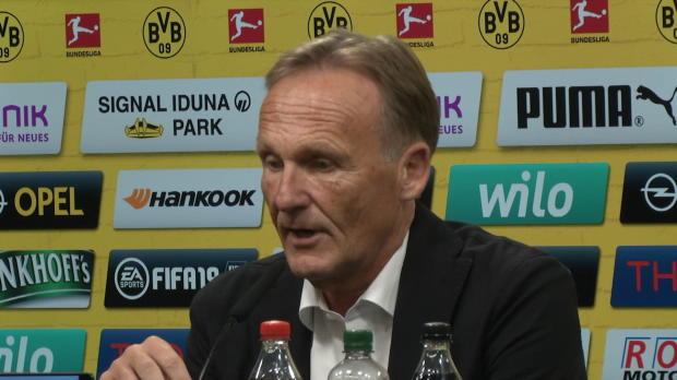 Watzke: Nationalteam nicht prägend für Liga