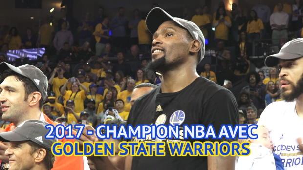 Basket : Saison 2017-18 - Kevin Durant, jamais rassasié
