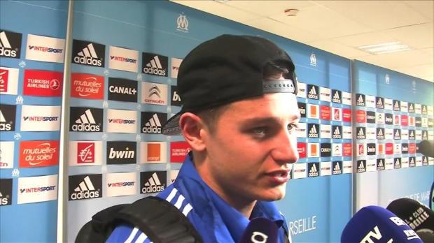 Après la victoire de l'OM contre Bordeaux (3-1), Florian Thauvin insiste sur la bonne réaction des Marseillais alors qu'ils étaient menés au score.