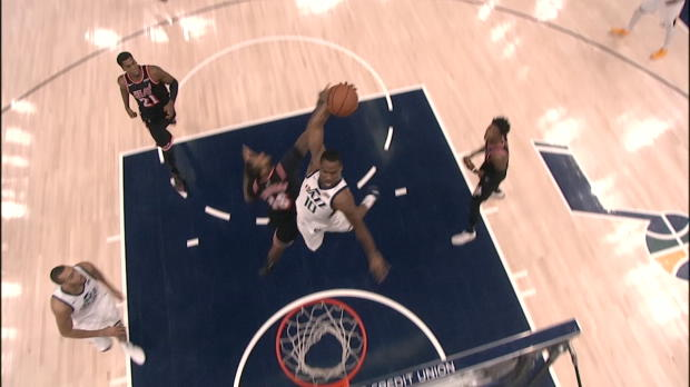 Dunk of the Night: Alec Burks