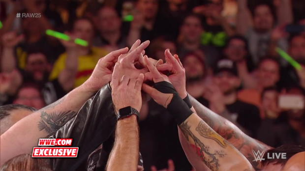 The Bálor Club reflect on sharing the ring with D-Generation X: WWE.com Exclusive, Jan. 22, 2018