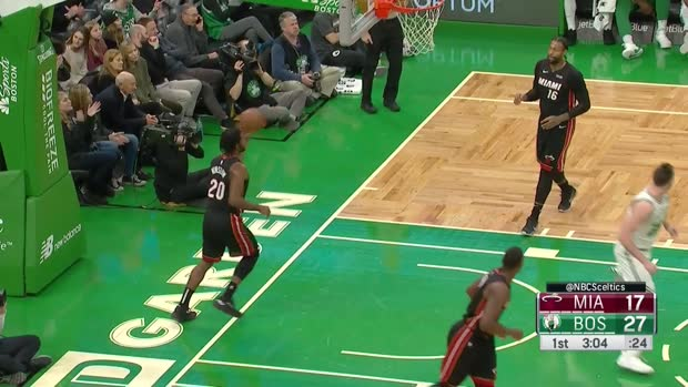 WSC: Kyrie Irving (26 points) Highlights vs. Miami Heat