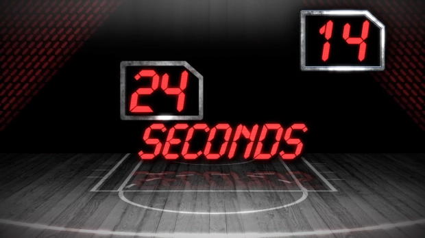 24 Seconds - Karl-Anthony Towns - NBA World
