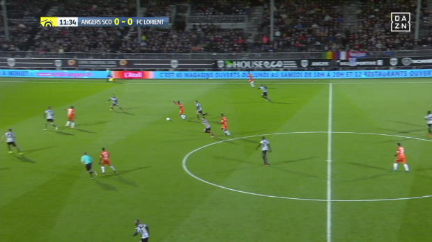 Angers - Lorient