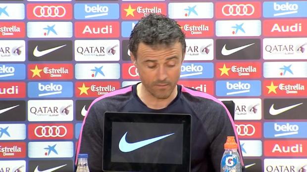 Bayern? Enrique denkt nur an Real Sociedad