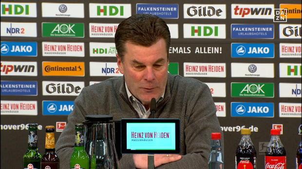 """Hecking über 1:0-Sieg: """"Ganz, ganz wichtig"""""""