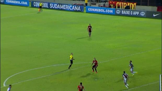 Copa Sudamericana: Drei Fallrückzieher zum Sieg