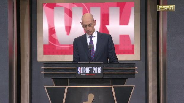 Atlanta Hawks Select Luka Doncic 3rd Overall