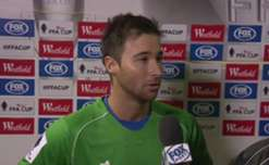 Brisbane Strikers goalkeeper Michael Turnbull says the former NSL outfit would relish the chance to take on Brisbane Roar.