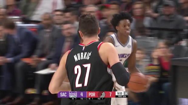 WSC: Damian Lillard (22 points) Game Highlights vs. Sacramento Kings