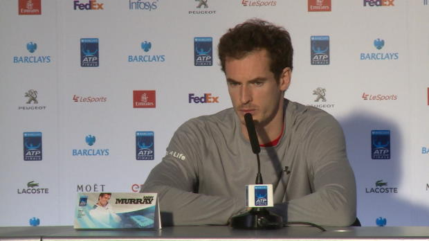London: Murray hofft auf Match gegen Djokovic