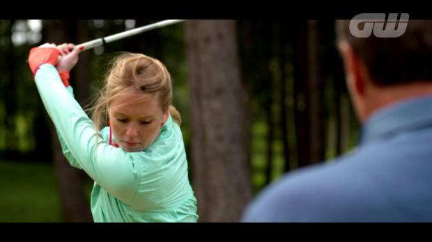 Coaching Anna: Annika Sörenstam - Chipping