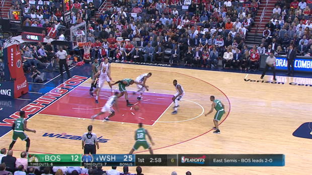 Steal of the Night - Otto Porter Jr.