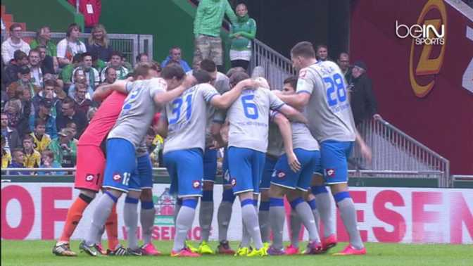 Bundes : Werder Brême 1-1 Hoffenheim