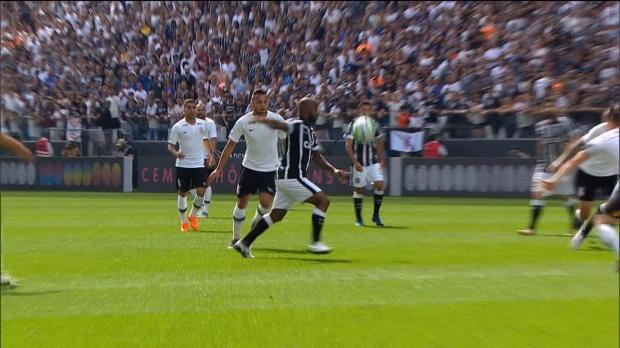 Campeonato: Wescley-Hammer schockt Corinthians