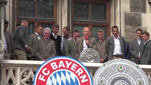 Robben scherzt: Mit Wagner in Urlaub statt WM