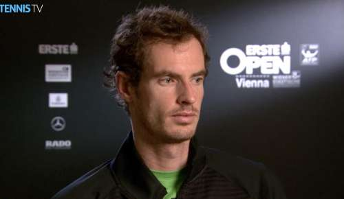 Murray Interview: ATP Vienna 2R