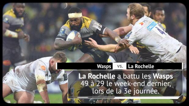 Rugby : 4e j. - Ce qui attend les clubs français
