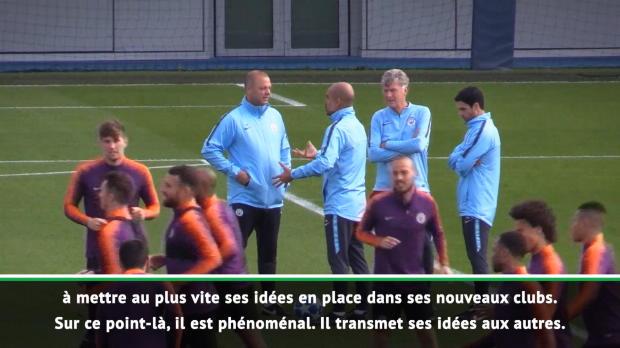 Man. City - Ancelotti - 'Guardiola est phénoménal'