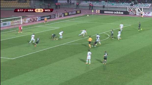 L.Europa : FC Krasnodar 2-4 Wolfsbourg