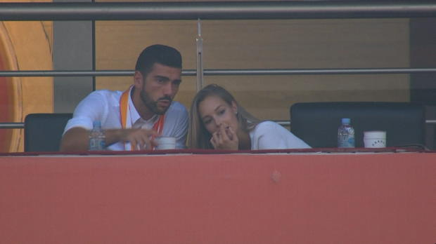 El ejecutor de la Roja ya esa en la Superliga