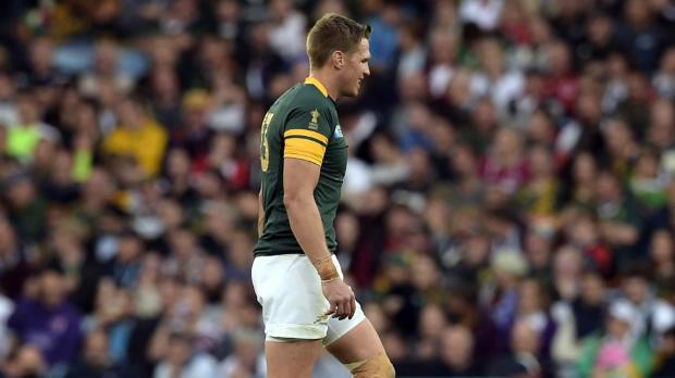 CdM 2015 - Les Springboks sous le choc de la retraite de de Villiers