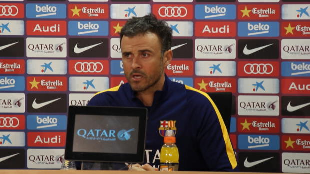 Mit Messi gegen Vigo? Enrique klärt auf