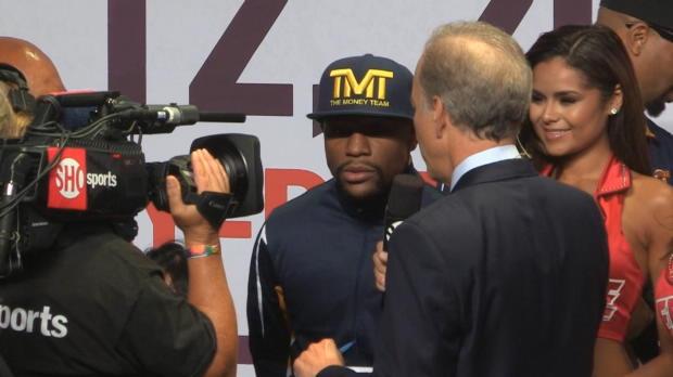 Boxen: Ward heiß auf Mayweather vs. McGregor